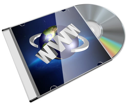 un esempio di dvd vergine